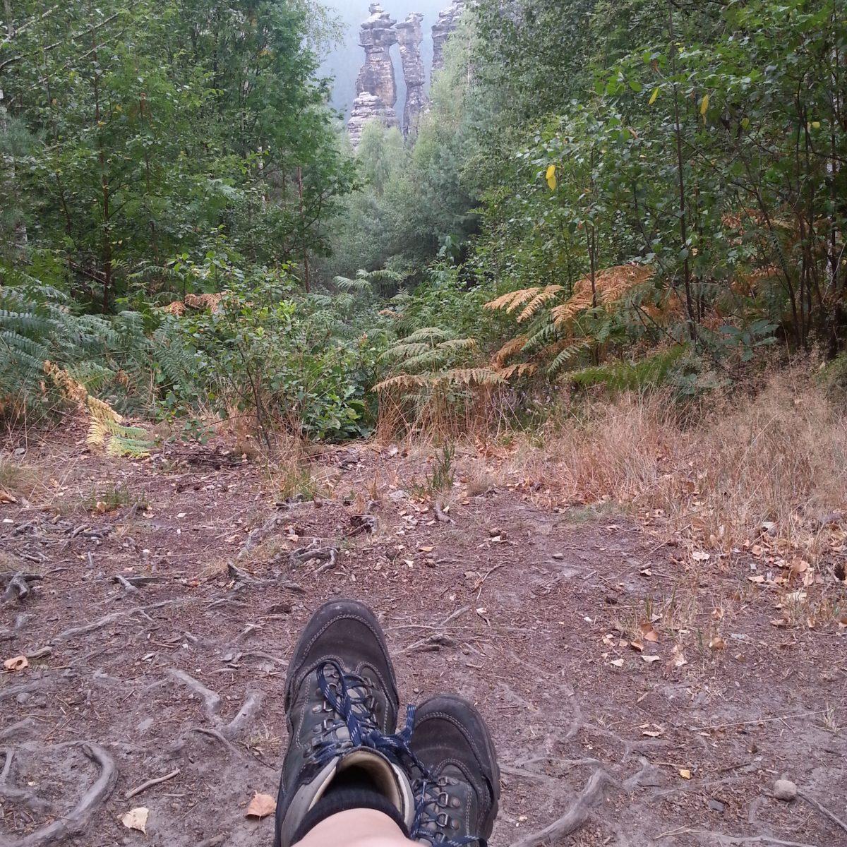 Wanden im Bielatal