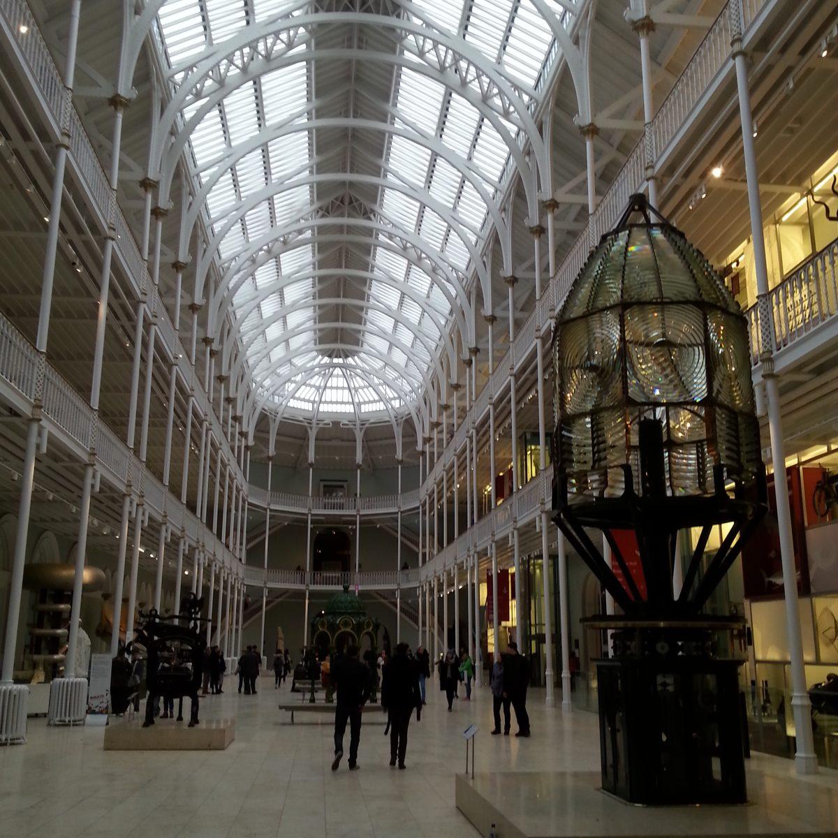 National Museum Edinburgh