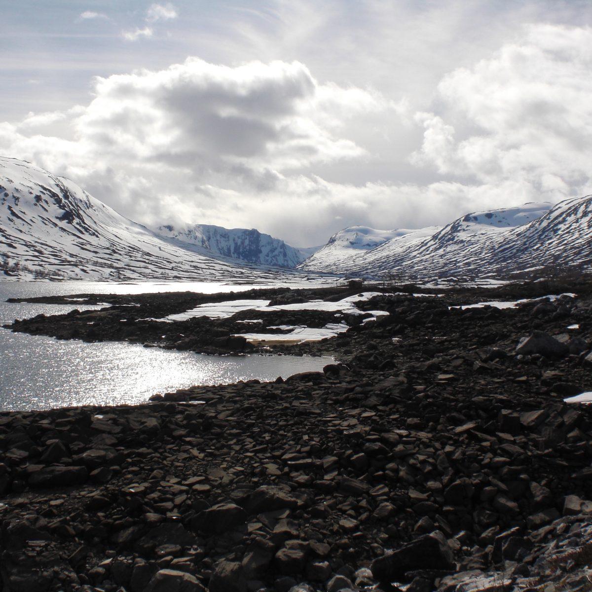 Hochplateau Norwegen